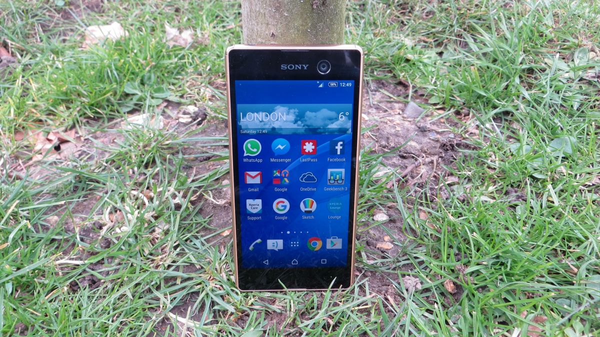 Sony Xperia M5 review