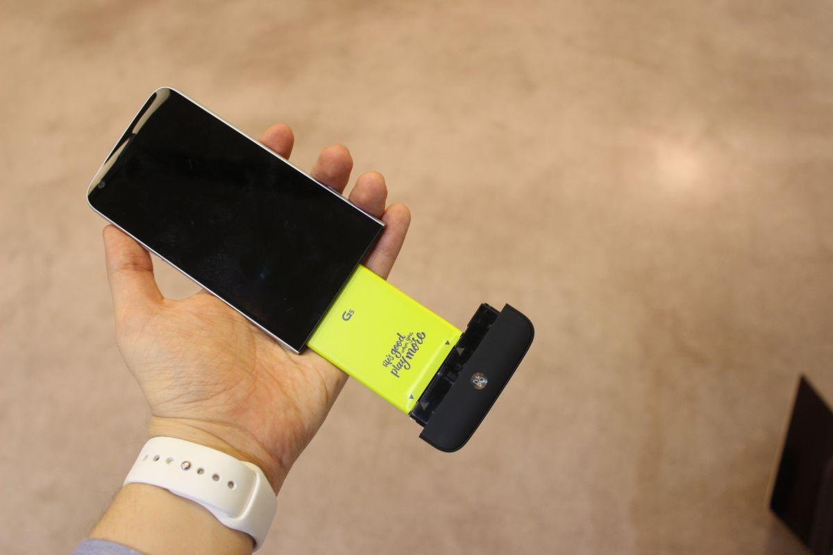 Review: LG G5 – Techero – Geek's Hero Number one