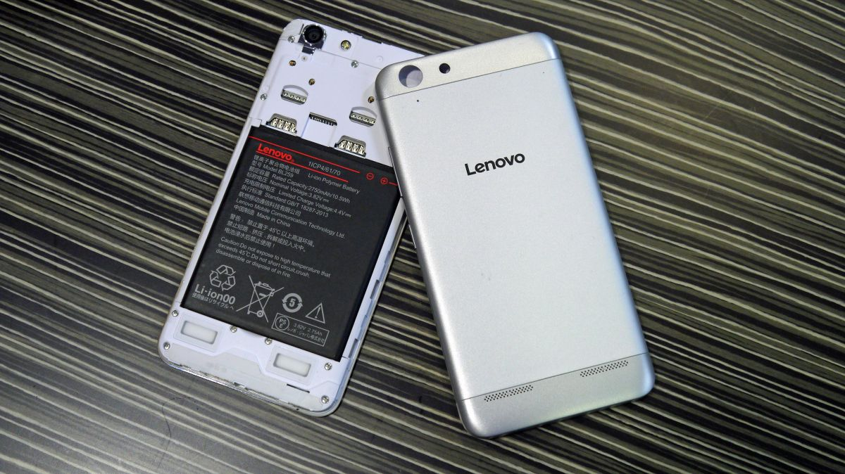 Lenovo K5 review