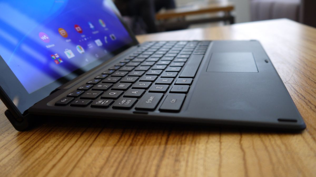 Z4 Tablet keyboard