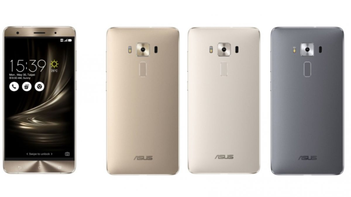 Asus Zenfone 3 Deluxe news