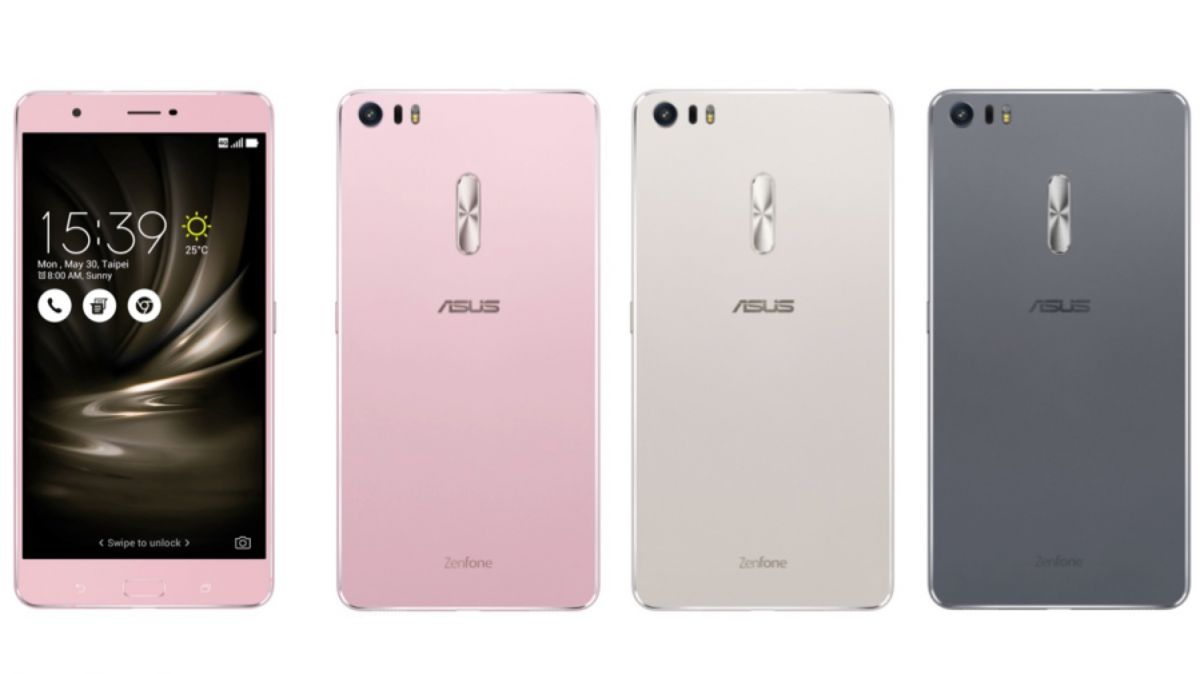 Asus Zenfone 3 Ultra news