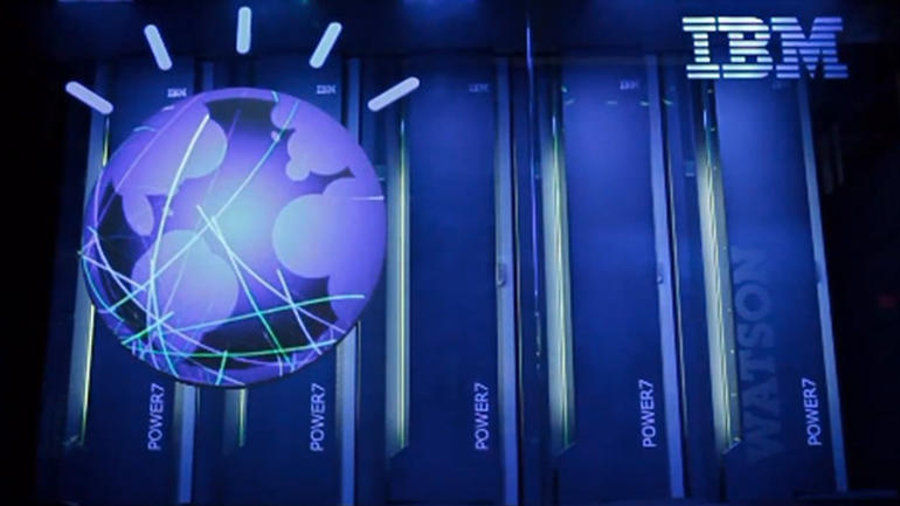 IBM's Watson is being used to develop a range of AI-based services