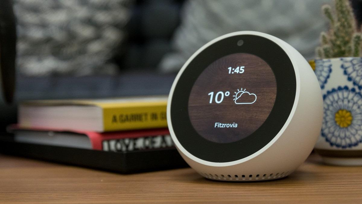 Amazon Echo Spot review: The smartest alarm clock of them ...