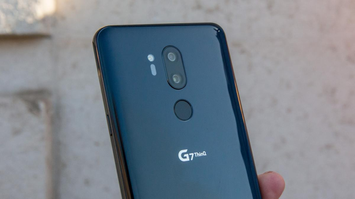 LG G7 ThinQ review (hands on): The Samsung Galaxy S9 has a