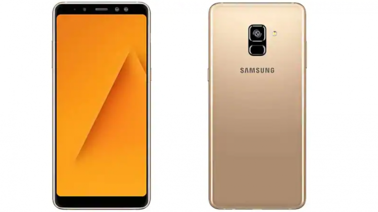 Samsung Galaxy A8+ (2018) Starts Receiving Android Pie Update in